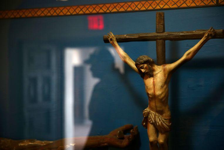 Gebed in het proces (Psalm van David) dans comportements