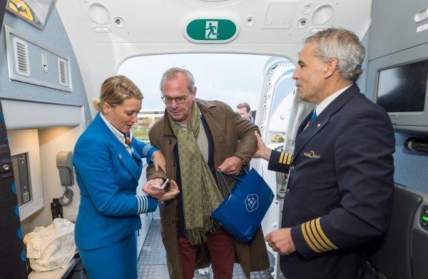 Drie mille voor een al betaalde vlucht: Consumentenbond vecht no-showbeleid KLM aan
