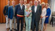 Hugo Swings en Mia Jespers 50 jaar getrouwd