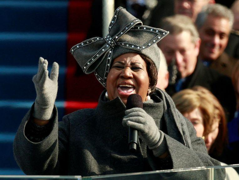 Deze indrukwekkende hoed wil Barack Obama maar wat graag in handen krijgen.