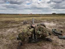 Na maanden van betrekkelijke stilte laaien in Zwolle de klachten over de mortieren van defensie op
