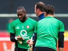 Vermeer en Nieuwkoop keren terug op trainingsveld Feyenoord
