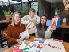 Doe mee aan de kaartenactie voor ouderen in Gouda van Indebuurt!