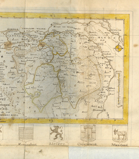 Archief zet honderden jaren oude 'blogs' over Sint-Oedenrode en de Meierij online