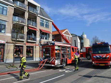 Brand Chinees restaurant Zundert: sein brand meester, 61 mensen opgevangen in gemeentehuis