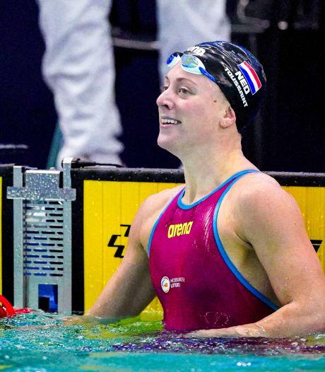 Drie Nederlandse zwemrecords bij kwalificatietoernooi Rotterdam