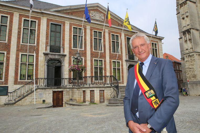 Burgemeester Jan Laurys (DDS)