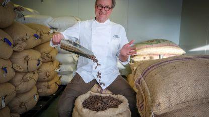 Frederic Blondeel bekroond tot beste chocolatier van Brussel