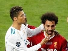 Klopp vreest voor WK Salah: 'Het was een meedogenloze actie van Ramos'