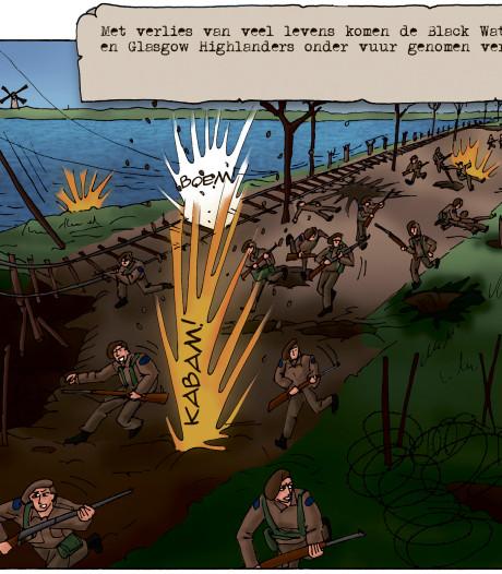 Herdenking Slag om de Schelde blijft toch eendaags evenement