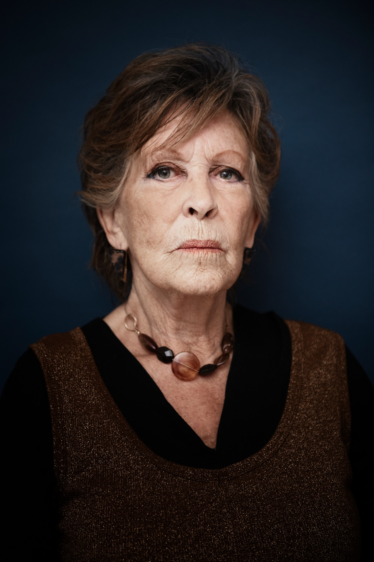 Anneke van der Plaats.
