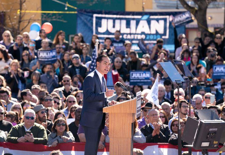 Julian Castro  Beeld Photo News