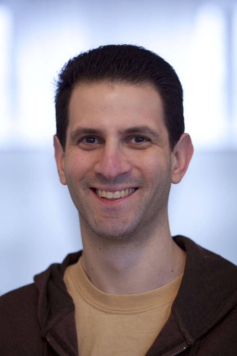Hunter Walk, voormalig directeur product management bij YouTube, Google en Second Life. Beeld PETER DASILVA/Hollandse Hoogte