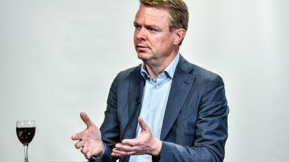 """Hendrik Bogaert (CD&V) lijkt schade te beperken: """"Wél verrast door grote vooruitgang van Vlaams Belang"""