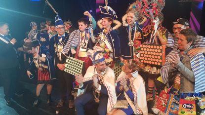 CARNAVAL HALLE: Branko en Fie vormen het nieuwe Mini Prinsenpaar