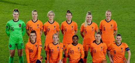 Maximale score Oranjevrouwen in EK-kwalificatie: deze vijf namen vielen dit jaar op