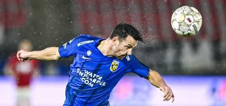 Bruns leeft op bij Vitesse: 'Ik geniet van elke minuut die ik krijg'