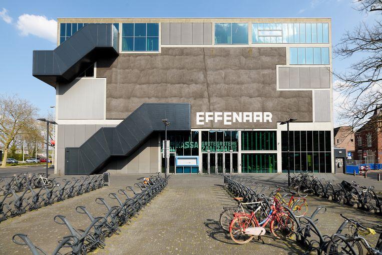 Poppodium De Effenaar in Eindhoven Beeld Hollandse Hoogte / Bart van Overbeeke Fotografie