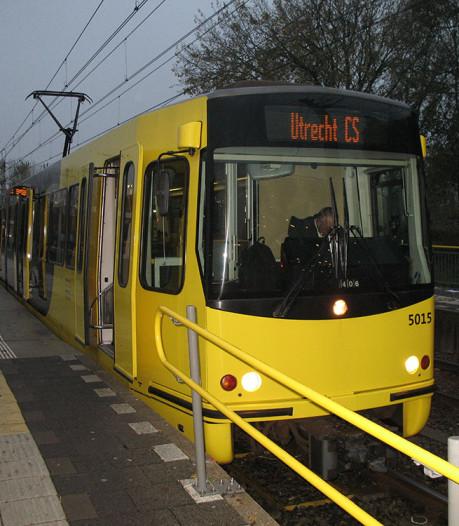 Stroomstoring in IJsselstein, slagbomen tram gaan niet open