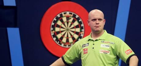 Van Gerwen verslaat Klaasen in finale German Darts Masters