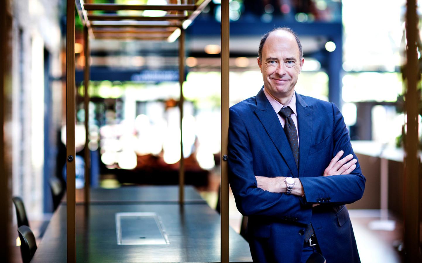 Gerard Riemen, directeur Pensioenfederatie