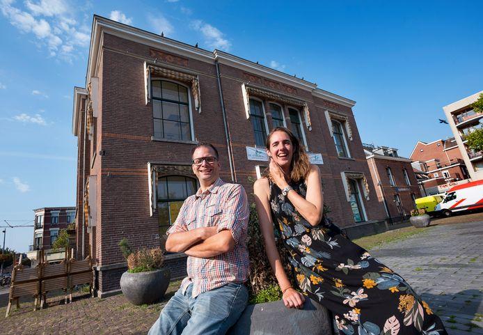 Rens en Jessica hebben het benodigde geld voor De Straatweg bijna binnen.