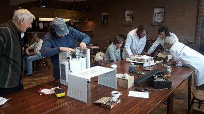 Repair Café in Brandwoeker