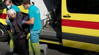Beukenlaan verwelkomt René met applaus na meer dan 1 maand in het ziekenhuis