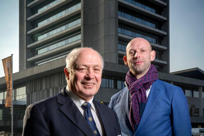 Ad de Kroon en Stan van der Laar onderzochten de toekomst van de Kempensamenwerking.