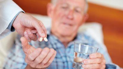 Bijna 4 op de 10 rusthuisbewoners slikken antidepressiva