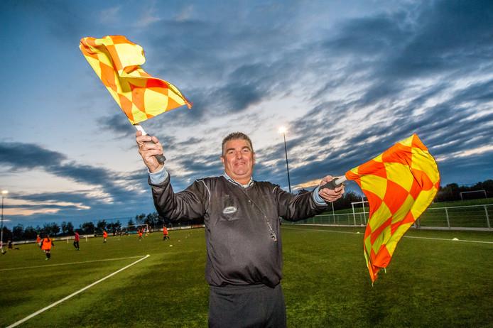 Peter van Harmelen is genomineerd als clubheld van VV Haastrecht.