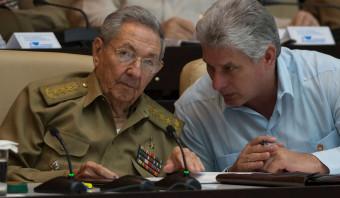 Cuba's nieuwste leider nam liever de fiets dan de dienst-Lada