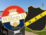 Bookmakers bombarderen Willem II tot favoriet in Brabantse derby tegen NAC