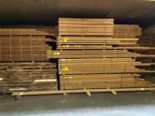 Invallen in Gelderland vanwege import 'fout hout'