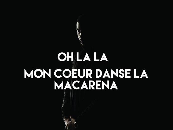 """Extrait de """"Macarena""""."""