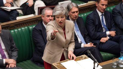 Brits parlement zoekt vandaag nog maar eens weg uit brexit-impasse