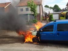 Jaar cel voor verslaafde die garage in Gemert in brand stak: 'Levensgevaarlijk voor aanwezige bewoners'