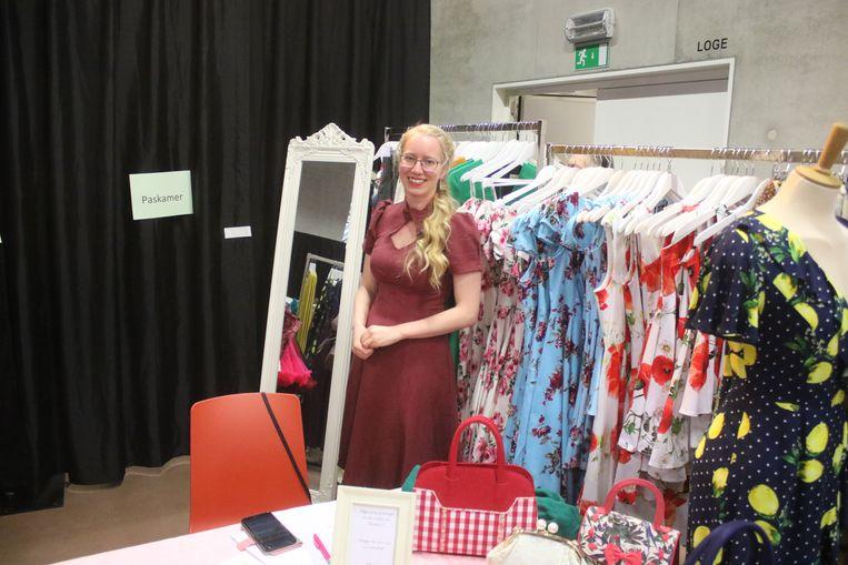 Unizo Lubbeek organiseert tweede editie van de Summer fashion show.  Voor retrokledij was je bij Signature aan het goede adres