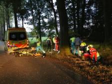 Bestuurder (39) quad zwaargewond na ongeval in Hooge Mierde