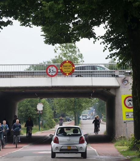 Na vier jaar nog steeds volop boetes bij tunneltje De Klomp