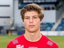 Doelman Sikking twee seizoenen langer bij FC Den Bosch