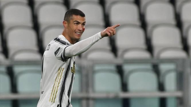 Ronaldo gidst Juventus naar eenvoudige driepunter tegen Cagliari