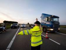 'Politie handhaaft zeker wel op trucks'