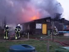 Optimisme bij zorgboerderij De Locatie na brand februari: 'We gaan straks weer bouwen'