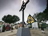 'Gestolen' kruis Nuland is in onderhoud, maar het kerkbestuur wist dat niet