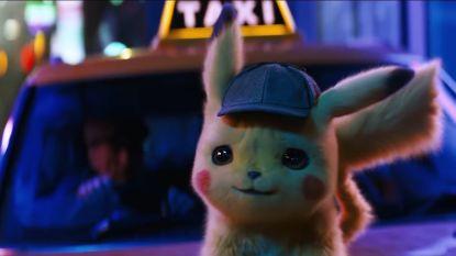 Pikachu wordt detective in nieuwe live action-film
