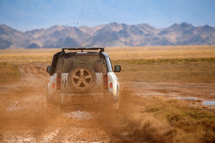 Land Rover heeft de Defender uitgebreid getest