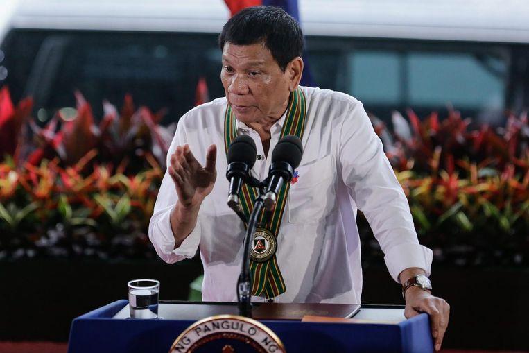 President Duterte Beeld anp