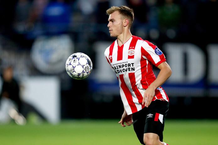 Toni Lato, uitkomend voor Jong PSV.