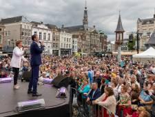 Zieke Marianne Weber zegt Goud voor Oud af